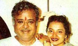 Gemini Ganesan and Pushpavalli daughter Rekha surprising silence on Mahanati