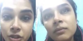 Hari Teja gets insulted in Mahanati theaters She breaks down in tears
