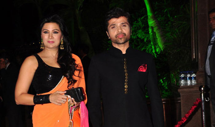 Himesh Reshammiya shares beautiful clicks of the wedding ceremony