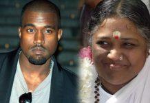 Kanye West tweets about Indian Spiritual Leader Mata Amritanandamayi 32 million hugs
