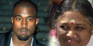 Kanye West tweets about Indian Spiritual Leader Mata Amritanandamayi 32 million hugs
