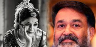 Keerthy Suresh thanks Godfather Mohanlal for Mahanati