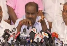 Kumaraswamy attacks BJP, says JDS MLAs being offered Rs 100 Cr each