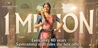 Mahanati crosses $1 million mark in USA