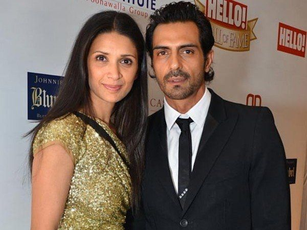 Mehr Jesia, wife of Arjun Rampal call it quit after 20 years of marriage