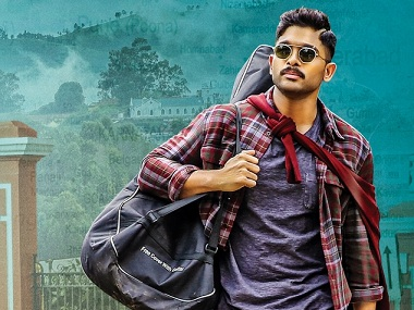 Naa Peru Surya 3 Days AP/TS Box Office Collections