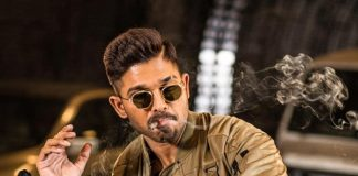 Umair Sandhu Naa Peru Surya Review and Rating : 3.5/5