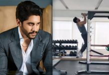 Naga Chaitanya takes on the Fitness challenge! Will Samantha and Nagarjuna take up the challenge?