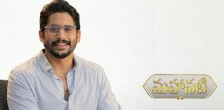 Naga Chaitanya talks about portraying his grandfather, the legendary ANR garu in Mahanati