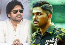 Pawan Kalyan effect on Naa Peru Surya's Special show in Andhra Pradesh