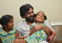Pawan Kalyan meets muscular dystrophy patient Revathi to fulfill her wish