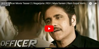 RGV's Officer Movie Teaser
