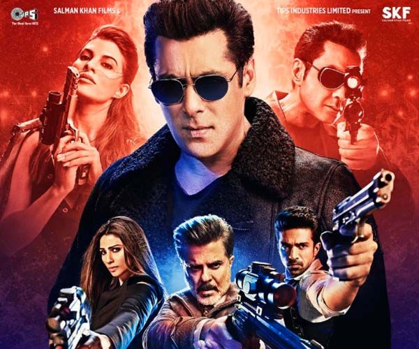 Race 3 trailer 12 million views in 12 hours