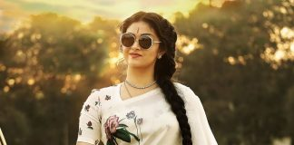 Rajendra Prasad's granddaughter Nisankara is playing the role of child Savitri in Mahanati.