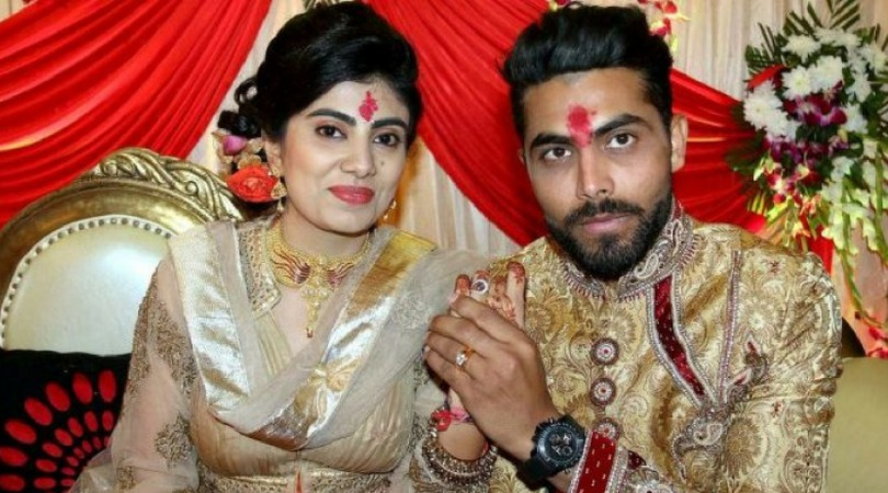 Reeva Solanki - The wife of Cricketer Ravindra Jadeja allegedly assaulted by police constable