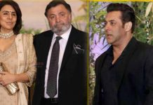 Rishi Kapoor misbehaves with Salman Khan sister-in-law Seema Khan at Sonam Kapoor reception, Neetu Kapoor apologises