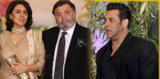 Rishi Kapoor misbehaves with Salman Khan sister-in-law Seema Khan at Sonam Kapoor reception, Neetu Kapoor apologises