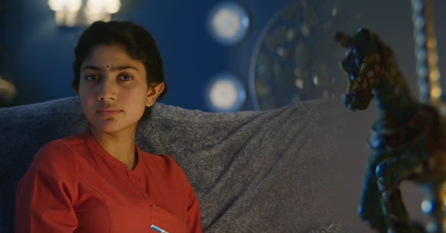 Sai Pallavi faces story theft charges Assistant director Chandrakumar claims Diya is plagiarised story
