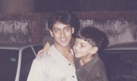 Salman Khan childhood photo going viral