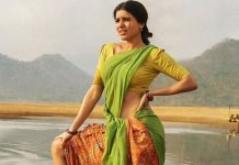 Samantha Akkineni to woo fans with her village girl looks again