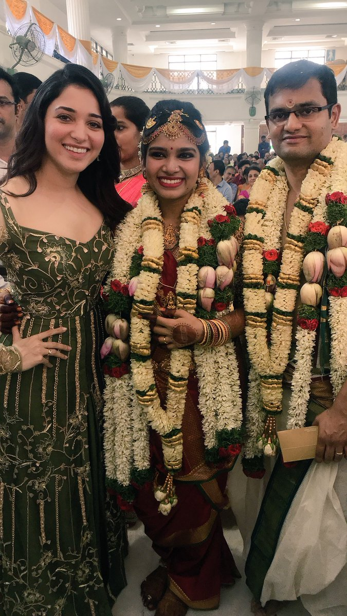 Singer Manasi ties the knot with Dr Abhinesh