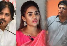 Sri Reddy comments on Babu Gogineni and Pawan Kalyan Jana Sena