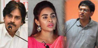 Sri Reddy comments on Babu Gogineni and Pawan Kalyan Jana Sena