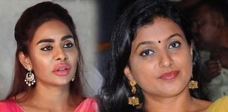 Sri Reddy lashes out at Roja over Casting Couch Controversy