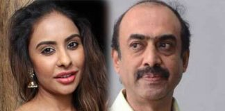 Sri Reddy's sensational comments on Suresh Babu: Suresh garu u r playing well ..maa,tej and varma they are ur puppets