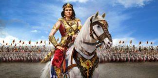 Sunny Leone Veeramahadevi First Look