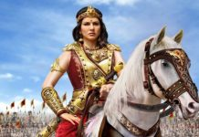 Sunny Leone turns action queen