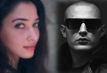 Tamannah Bhatia desi moves on DJ Snake Magenta Riddim