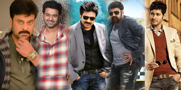Tollywood top heroes remuneration