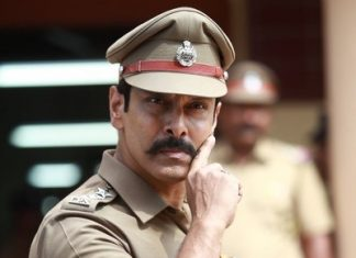 Vikram Saamy Square trailer launch: It's not the time for celebration