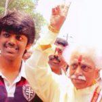 Former Union minister Bandaru Dattatreya 21 year old son Vaishnav dies of heart attack