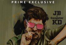 Gangstars First Look Jagpathi Babu, Shweta Basu Prasad, Navdeep and Siddu