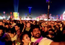 Nayantara and Vignesh Shivn at Coachella 2018 in US! Their pictures are going viral