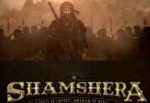 Ranbir Kapoor, Shamshera, Shamshera First look, Ranbir Kapoor new movie, YRF, Sanju, Sanjay Dutt biopic, Brahmastra, Ranbir Kapoor dacoit , Yash Raj Films