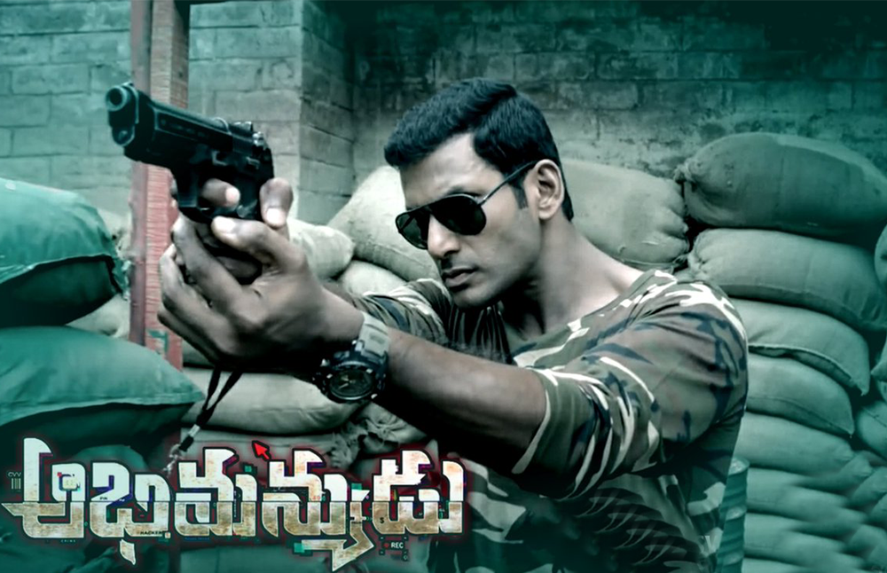 Abhimanyudu 4 days AP/TS Box Office collections