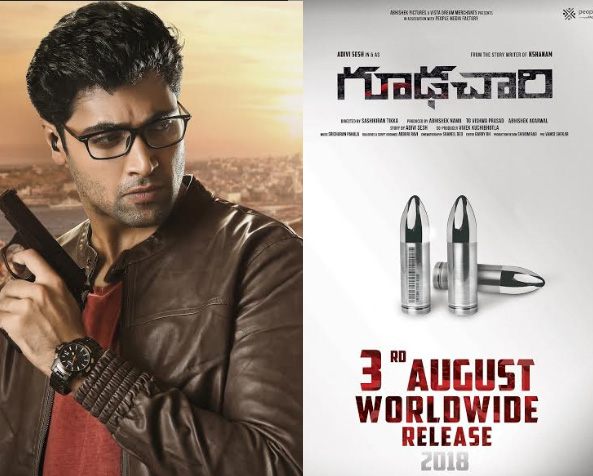 Adivi Sesh's 'Goodachari' release date locked!