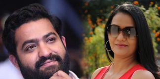 Apoorva shocking comments on Jr NTR
