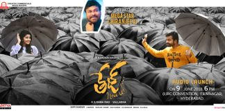 Chiranjeevi to grace Sai Dharam Tej I Love You Audio launch