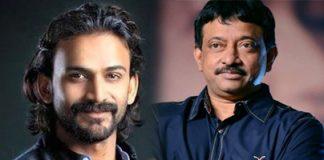 Dhananjay in Ram Gopal Varma next film