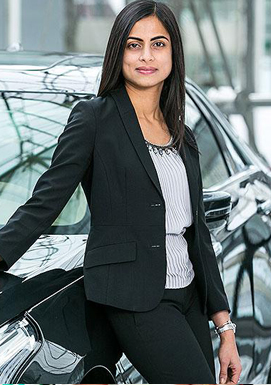 Dhivya Suryadevara Telugu Girl To Become Cfo Of The World Biggest Auto Company Gm