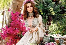 Kangana Ranaut Sensuous look on Vogue