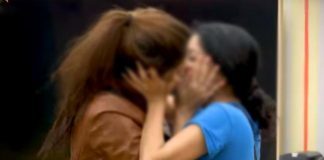 Lip Lock video of Female Celebrities goes Viral