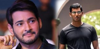 Mahesh Babu review on Abhimanyudu