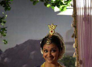 Mayabazaar Movie Making Stills From Mahanati
