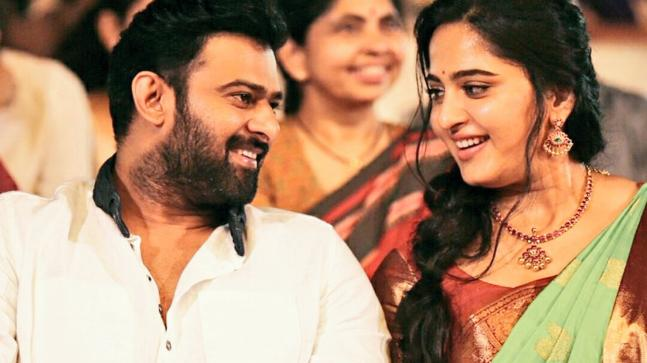 Prabhas about his relationship with Anushka Shetty