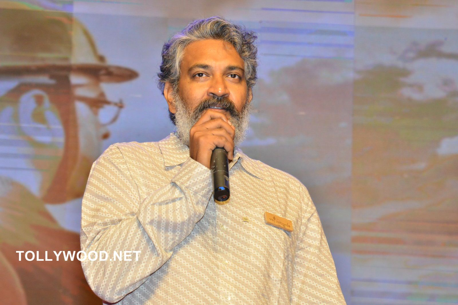 Rajamouli silently leaks Vijetha highlights